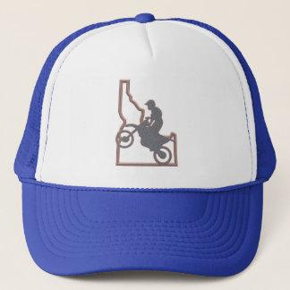 Boné Chapéu da motocicleta de IDAHO