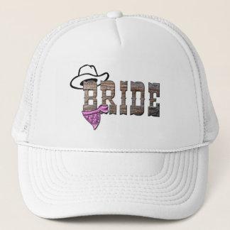 Boné Chapéu da noiva da vaqueira