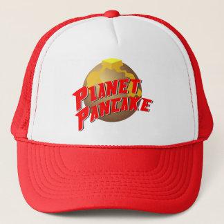 Boné Chapéu da panqueca do planeta