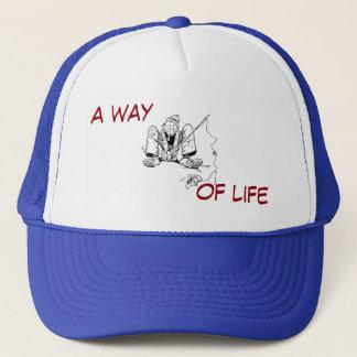 Boné Chapéu da pesca
