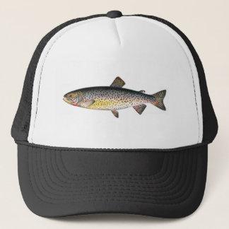 Boné Chapéu da pesca - peixe da truta de Tahoe