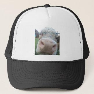 Boné Chapéu da vaca