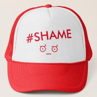 Boné Chapéu da vergonha