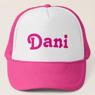 Boné Chapéu Dani
