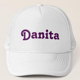 Boné Chapéu Danita