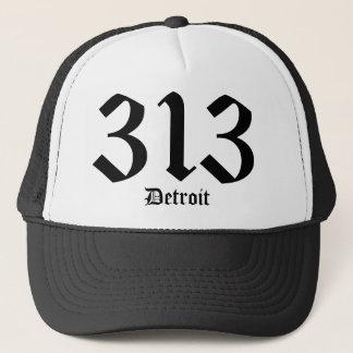Boné Chapéu de 313 Detroit