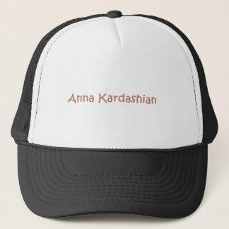 Boné Chapéu de Anna Kardashian