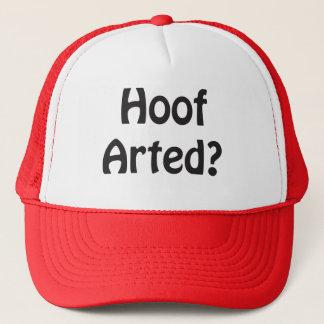 Boné Chapéu de Arted do casco