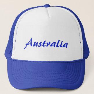 Boné Chapéu de Austrália da equipe