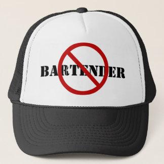 Boné Chapéu de Barback - não um barman