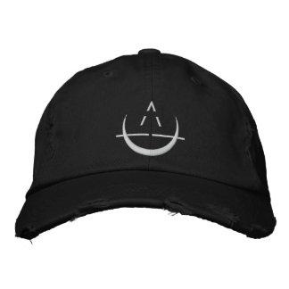 Boné Chapéu de basebol afligido da lua de ELOSIN