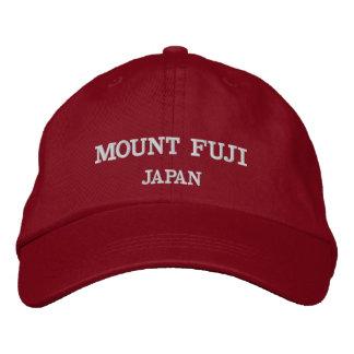 Boné Chapéu de basebol ajustável de Monte Fuji