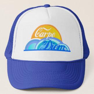 Boné Chapéu de basebol do camionista do diem de