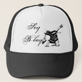 Boné Chapéu de BBoy