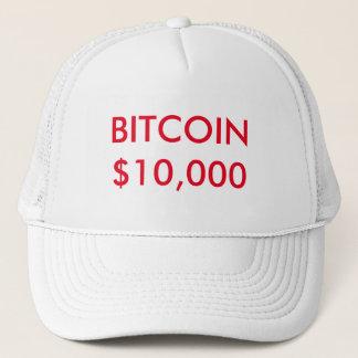 Boné Chapéu de Bitcoin $10.000