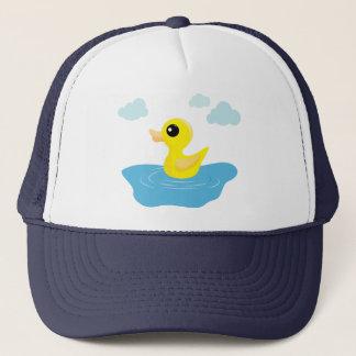 Boné Chapéu de borracha do pato