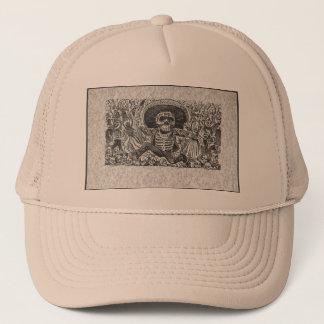 Boné Chapéu de Calavera