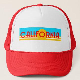 Boné Chapéu de Califórnia dos anos 80 do vintage