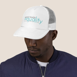 Boné Chapéu de campanha da igualdade da saúde mental