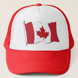Boné Chapéu de Canadá!