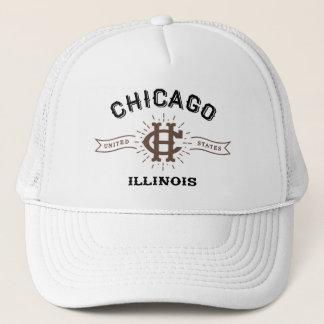Boné Chapéu de Chicago Illinois