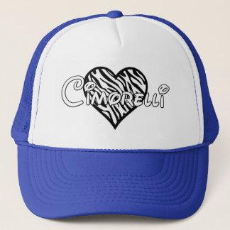 Boné Chapéu de Cimorelli - coração da zebra