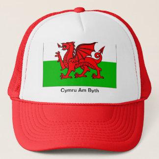 Boné Chapéu de Cymru Am Byth