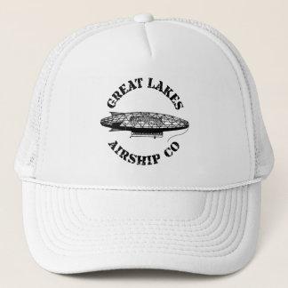 Boné Chapéu de Dirigível Empresa dos grandes lagos