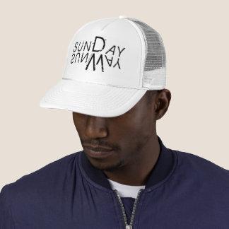 Boné Chapéu de domingo - dias da semana