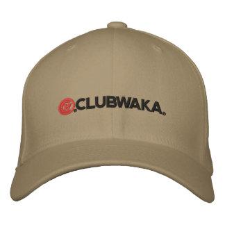 Boné Chapéu de Flexfit com do logotipo parte traseira