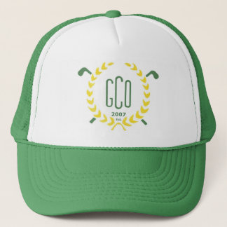 Boné Chapéu de GCO