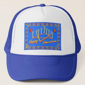 Boné Chapéu de HANUKKAH