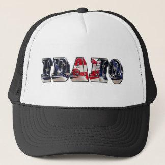 Boné Chapéu de Idaho