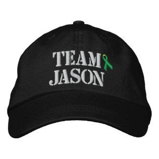 Boné Chapéu de Jason da equipe