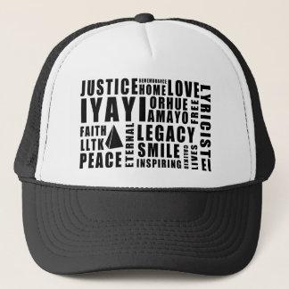 Boné Chapéu de justiça de Iyayi