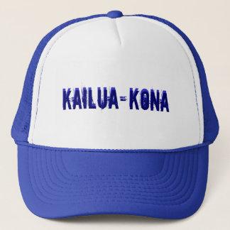 Boné Chapéu de Kailua Kona Havaí