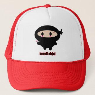 Boné Chapéu de Kawaii Ninja