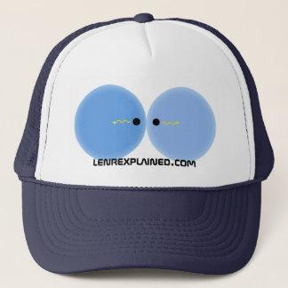 Boné Chapéu de LENR Hydroton