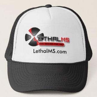 Boné Chapéu de LethalMS