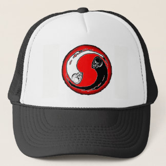 Boné Chapéu de LosMoyas Yin-Yang