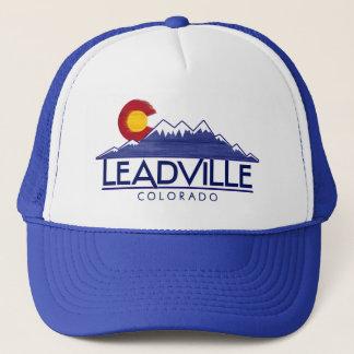 Boné Chapéu de madeira das montanhas de Leadville