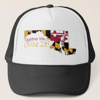 Boné Chapéu de Maryland