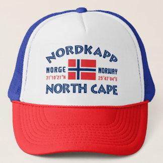 Boné Chapéu de NORDKAPP Noruega