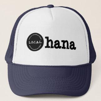 Boné Chapéu de Ohana L.O.C.A.L.Trucker