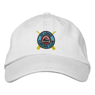 Boné Chapéu de ondulação do clube de St Louis