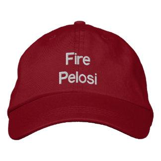 Boné Chapéu de Pelosi do fogo