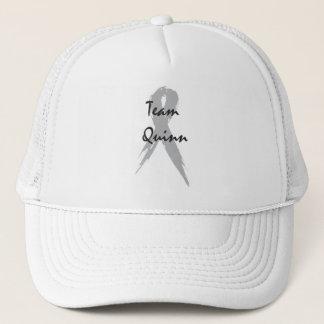 Boné Chapéu de Quinn da equipe