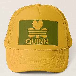 Boné Chapéu de Quinn do dia de St Patrick!