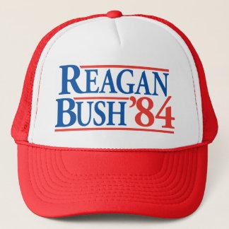 Boné Chapéu de Reagan Bush '84