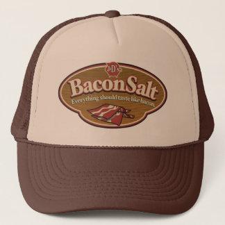 Boné Chapéu de sal do bacon - logotipo das BS
